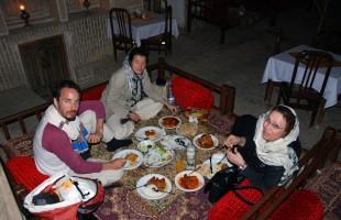 Iraans tafelen