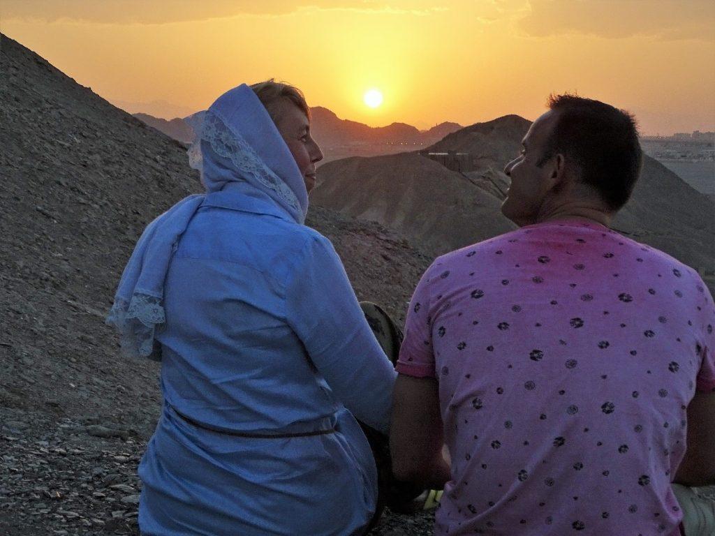 reisverslag Iran