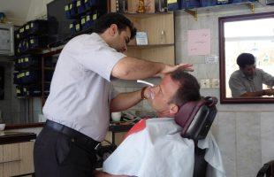barbier in Iran