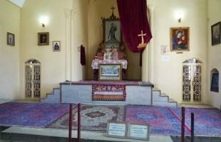 Kerk in Iran