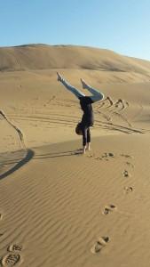 Woestijn van Iran