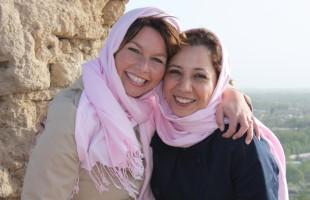 Vriendschap via Iran Silk Road