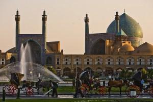 Iran rondreis langs Esfahan