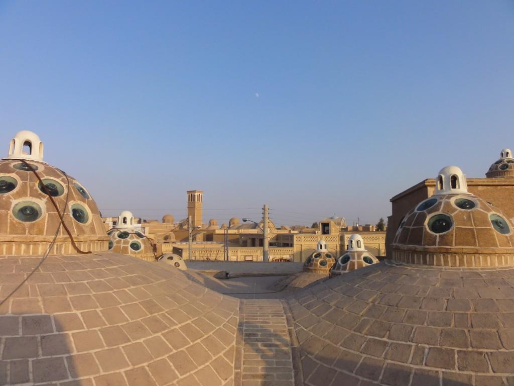 hamman badhuis in Iran