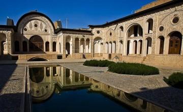 Koopmanshuis in Kashan
