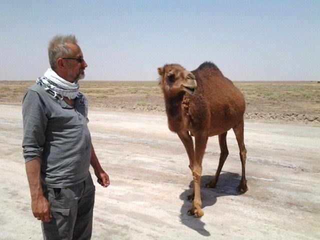 Marry op Iran reis
