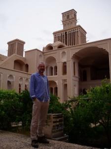 Op reis in Kashan Iran