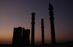Persepolis, antieke hoofdstad van Iran