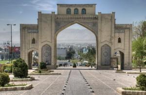 op reis naar Iran