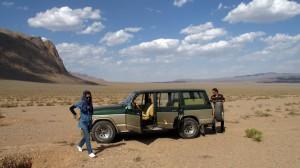 Kharanagh desert tour