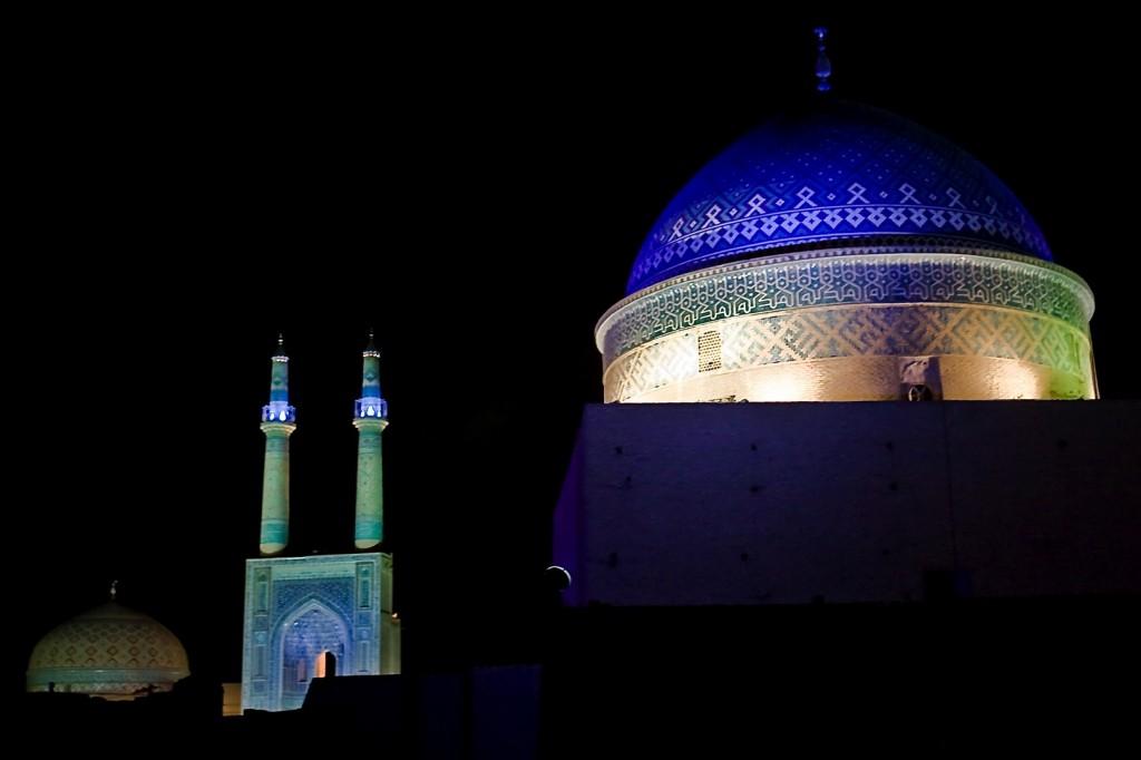 op reis in iran